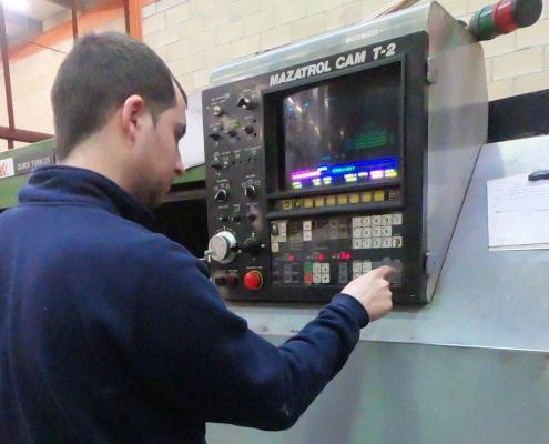 Mecanizado de precisión en Bilbao