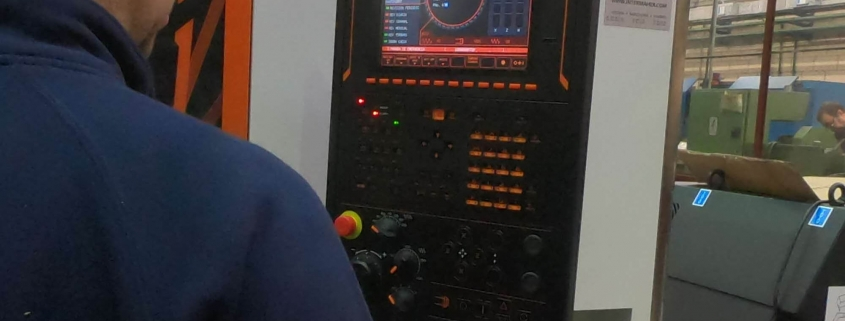 Mecanizado de precisión en Navarra