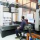 Laboratorio de metrología con línea climatizada